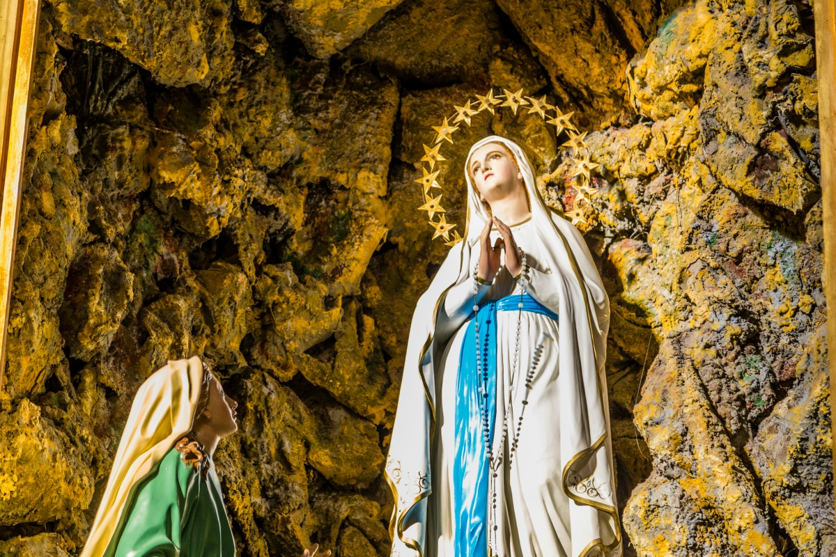 A Collection of Religious Grottos Across America