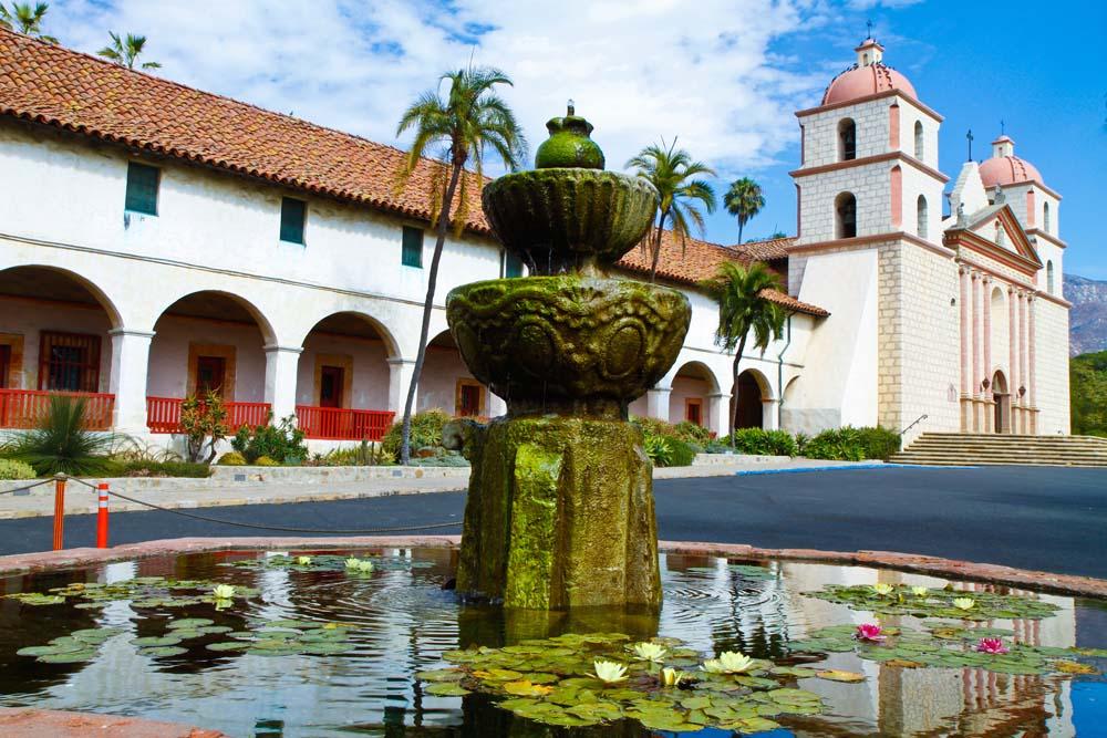 William Bailey Travel Takes a Tour of Santa Barbara